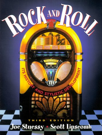 9780136764953: Rock and Roll: Its History and Stylistic Development
