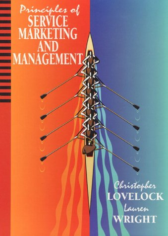 9780136768753: Principles of Services Marketing and Management