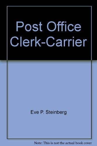 Post office clerk-carrier (0136781780) by Eve P Steinberg