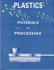 9780136788225: Plastics: Materials and Processing
