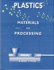 9780136788225: Plastics: Materials and Processing