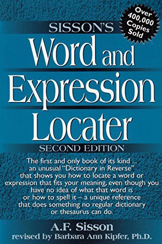 9780136790655: Word and Expression Locater Edition