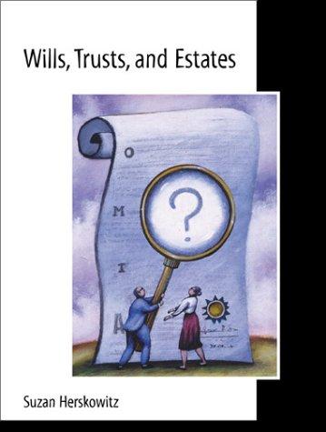 9780136791768: Wills, Trusts, and Estates