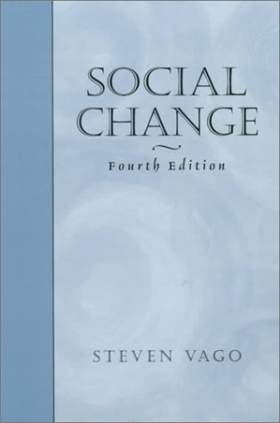 9780136794165: Social Change (4th Edition)