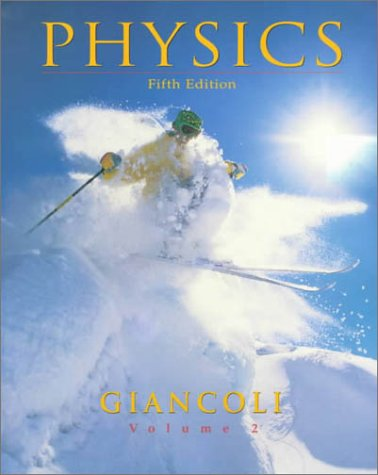 9780136797623: Physics: Principles with Applications, Volume II (5th Edition)