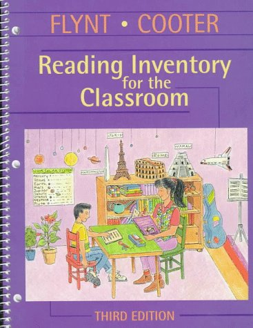 9780136800422: Flynt-Cooter Reading Inventory for the Classroom