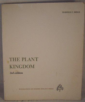 9780136803638: Plant Kingdom (Foundations of Modern Biology)