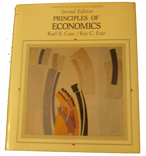 9780136809432: Principles of Economics (Annotated Instructor's Edition)