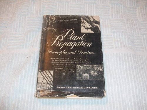 9780136810070: Plant Propagation: Principles and Practices