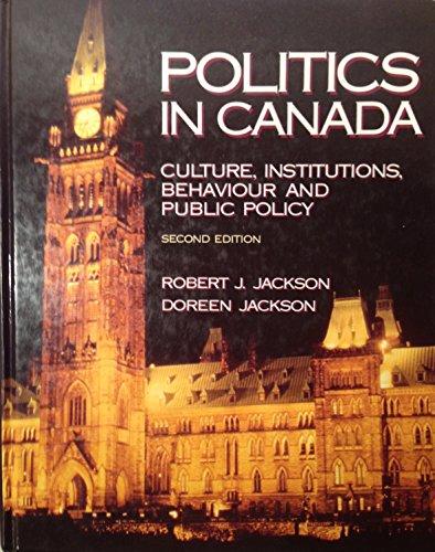 Politics Canada: Jackson