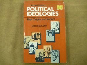 9780136843658: Political Ideologies: Their Origins and Impact