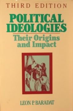 9780136843900: Political Ideologies: Their Origins and Impact