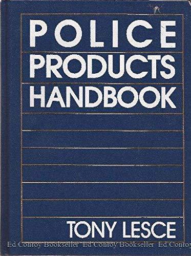 9780136847397: Police Products Handbook