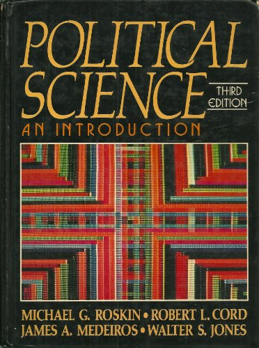 9780136850823: Political Science: An Introduction