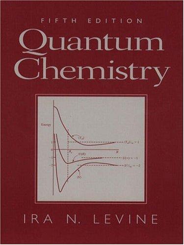 9780136855125: Quantum Chemistry