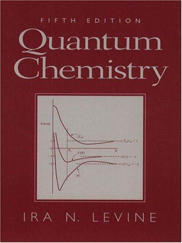 9780136855125: Quantum Chemistry (5th Edition)