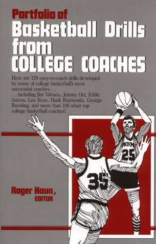 9780136857853: Portfolio of Basketball Drills from College Coaches