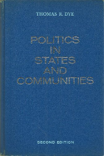 9780136861546: Politics in States and communities