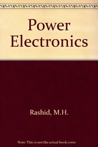 9780136866190: Power Electronics