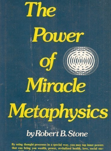 9780136866831: The power of Miracle Metaphysics