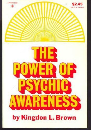 9780136867418: Power of Psychic Awareness