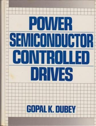 9780136868903: Power Semiconductor Controlled Drives