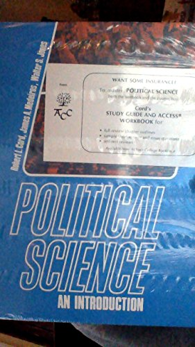 9780136878896: Political Science: An Introduction