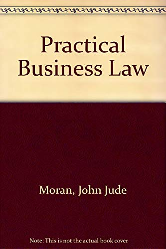 9780136890768: Practical Business Law
