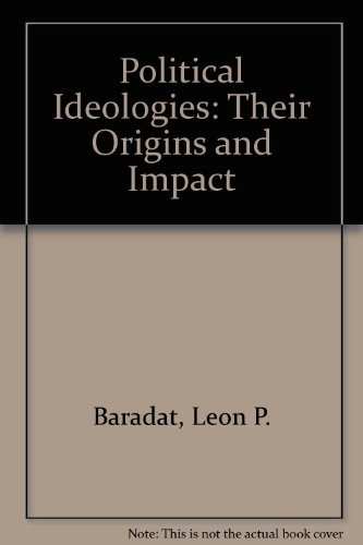 9780136896470: Political Ideologies: Their Origins and Impact