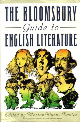 9780136896623: The Bloomsbury Guide to English Literature