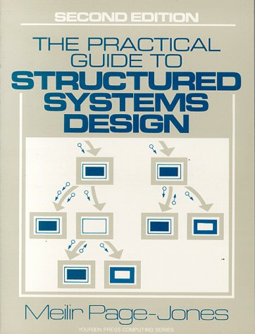 9780136907695: Practical Guide to Structured Systems Design (2nd Edition)