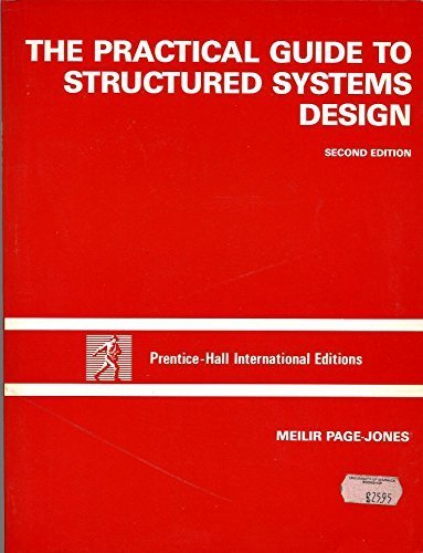 9780136907770: Practical Guide to Structured Systems Design (Yourdon computing series)