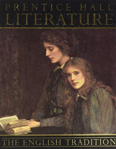 9780136917007: Prentice Hall Literature: The English Tradition