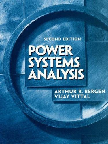 9780136919902: Power Systems Analysis (2nd Edition)