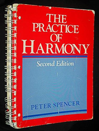 9780136928157: The Practice of Harmony