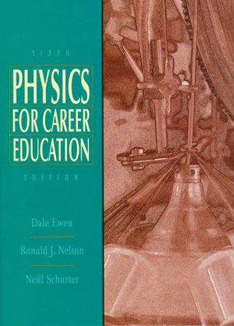 9780136928232: Physics for Career Education