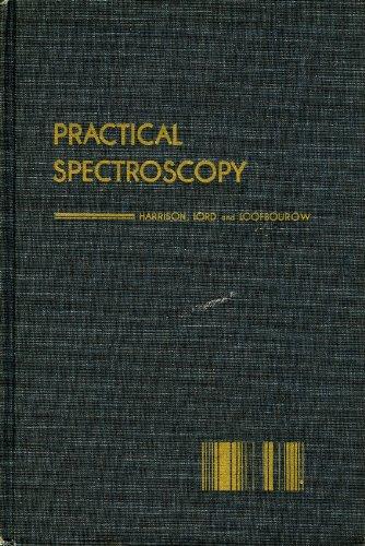 9780136942573: Practical Spectroscopy