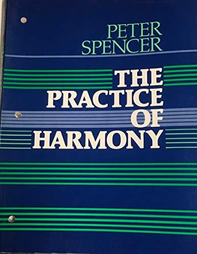 9780136944898: Practice of Harmony