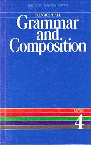 9780136945710: Title: PrenticeHall grammar and composition
