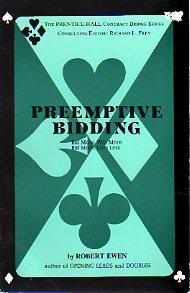9780136952886: Pre-emptive Bidding in Contract Bridge