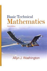 9780137001248: Basic Technical Mathematics and Student Solutions Manual for Basic Technical Mathematics with Calculus & MyMathLab/MyStatLab -- Valuepack Access Card Value Package (9th Edition)