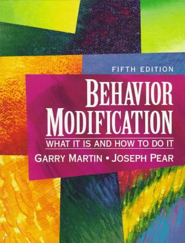 9780137002047: Behavior Modification: What it is and How to Do it