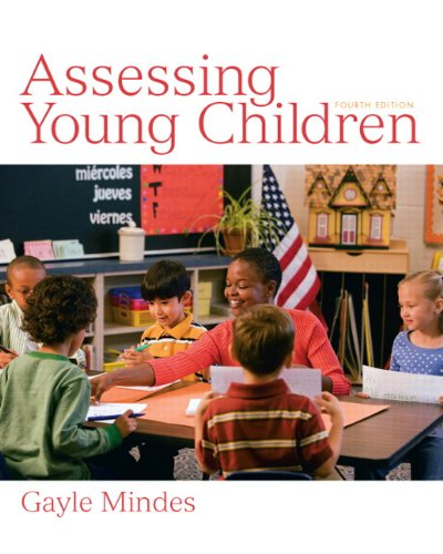 9780137002276: Assessing Young Children (4th Edition)