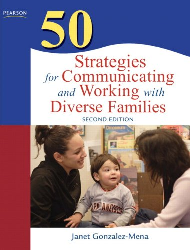 9780137002313: 50 Strategies for Communicating and Working with Diverse Families