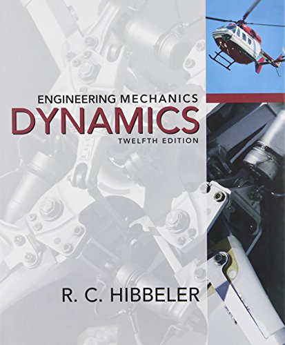 9780137002399: Engineering Mechanics: Dynamics &Dynamics Study Pack Package (12th Edition)