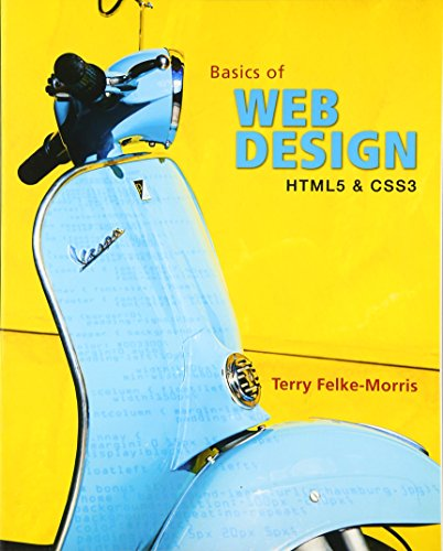 9780137003389: Basics of Web Design: HTML5 and CSS3