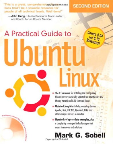 9780137003884: A Practical Guide to Ubuntu Linux (Versions 8.10 and 8.04) (2nd Edition)
