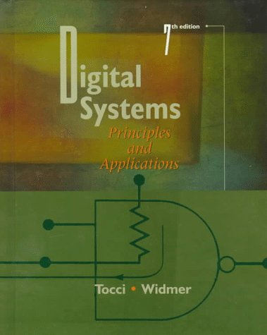 9780137005109: Digital Systems: Principles and Applications