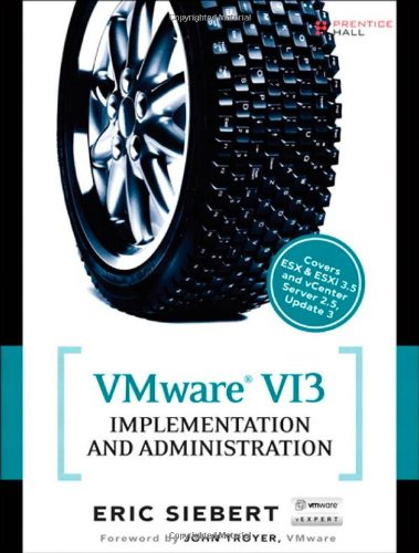 9780137007035: VMware VI3 Implementation and Administration