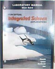 9780137007844: Laboratory Manual Dean Baird (Conceptual Integrated Science Explorations)